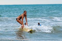 999_0410 (mylesfox) Tags: surfer surfing surf board wave ocean sea woman girl