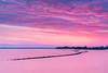 Pink can never be too pink! (karindebruin) Tags: colors haringvliet hellevoetsluis jachthaven kleuren nederland quackgors thenetherlands voorneputten zonsondergang zuidholland clouds lucht moederdag mothersday sky sunset water wolken pink