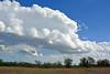Bumpy Clouds at Last (NaturalLight) Tags: cumulus clouds chisholmcreekpark wichita kansas