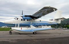 C-GFAP(8) (John W Olafson) Tags: cgfap8 vikingtwinotter twinotter twotter vernon ferryflight