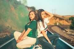 °°Empower the women around you°° (altamiranodanna) Tags: girls teens teen girl mexicangirl blonde worldcup mexico green art photography photo friends photoshoot futball fut soccer soccergirl soccerskills