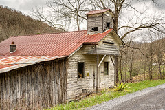 Deerfield Rd. (Back Road Photography (Kevin W. Jerrell)) Tags: churches abandoned oldbuildings nikond7200 backroadphotography dilapidated daysgoneby scottcountyva