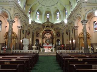 St. Mary Roman Catholic Chruch