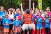 Girls on the Run (Steve Brezger Photography) Tags: athlete fitness fun girlpower girls girlsontherun outdoor racers racing run runners running youth