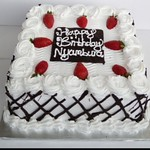 Taste our black and white forest cakes at Icon Cakes, www.iconcakes.co.ke.Contact us via 0713 163 918 thumbnail