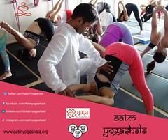 wake up and smell the breakfastroutine-4 (AatmYogashala) Tags: yoga yogateachertrainingcources rishikesh yogalove yogalife india pranayama breathing happiness holiness