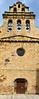 Horta de Sant Joan, Spain (D-A-O) Tags: hortadesantjoan tarragona spain catalunya historic square plaça esglésiadesantjoanbaptista gothic xiiicentury xvcentury stone golden travel tourism facade belltower church bells nikond750