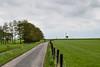 Sails above the Dike (- Jan van Dijk -) Tags: lighthouse historical nederland netherlands paardvanmarken marken dike waterland northholland vuurtoren weide weiland