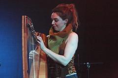 Olov Johansson & Catriona McKay (2018) 05 - Catriona McKay (KM's Live Music shots) Tags: worldmusic folkmusic greatbritain scotland traditionalswedishmusic scottishfolk olovjohanssoncatrionamckay catrionamckay clarsach leverharp harp latenightsessions celticconnections drygatebrewery