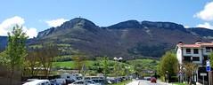 Paisaje desde Orduña (País Vasco, España, 14-4-2018) (Juanje Orío) Tags: 2018 orduña provinciadevizcaya vizcaya paísvasco euskadi españa espagne espanha espanya spain paisaje landscape montaña mountain