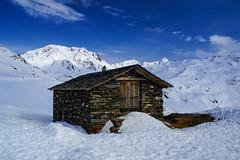 Val Thorens (marc.fray) Tags: valthorens alpes savoie vanoise neige montagne hautemontagne thorens refuge cabane france schnee snow