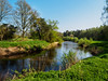 Komm lieber Mai und mache..... 🌳 (mohnblume2013) Tags: hunteflus landschaft wasser bach fluss niedersachsen bäume main frühjahr