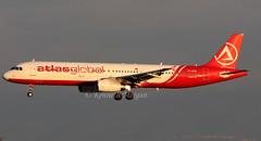 TC-ETM (Ken Meegan) Tags: tcetm airbusa321131 0604 atlasglobal istanbulataturk 472017 istanbul ataturk airbusa321 airbus a321131 a321