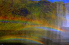 20170818-124030LCAnd10moreDeep (Luc Coekaerts from Tessenderlo) Tags: skógafoss waterfall waterval rainbow regenboog creative iceland isl skogar suðurland rangárþingeystra splitdef181206skogafoss public nobody cc0 creativecommons hdr 20170818124030lcand10moredeep coeluc vak201708iceland