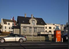 20170823-195120LC (Luc Coekaerts from Tessenderlo) Tags: iceland isl reykjavãk hã¶fuã°borgarsvã¦ã°iã° streetview house building burgerhuis townhouse splitdef2324reykjavikgevels public nobody cc0 creativecommons 20170823195120lc coeluc vak201708iceland reykjavík höfuðborgarsvæðið