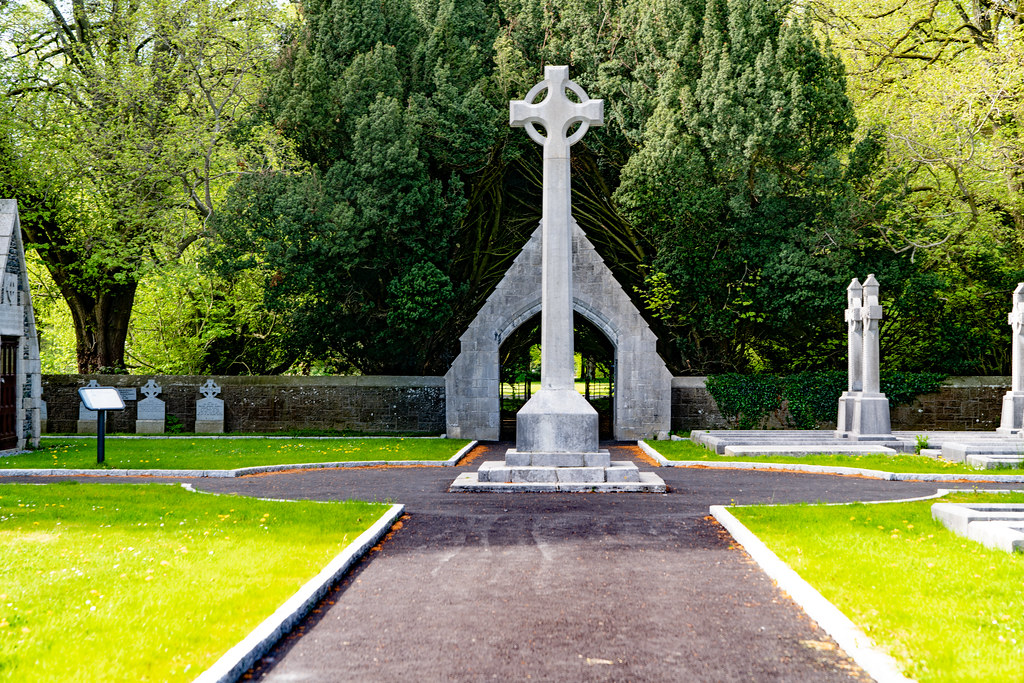 ST. PATRICK'S COLLEGE CEMETERY IN MAYNOOTH [SONY A7RIII IN FULL-FRAME MODE]-139561
