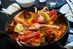 20180506-20-Seafood paella at Casa Asturiana in Sydney (Roger T Wong) Tags: 2018 australia casaasturiana iv metabones nsw newsouthwales rogertwong sigma50macro sigma50mmf28exdgmacro smartadapter sonya7iii sonyalpha7iii sonyilce7m3 spanish sydney night paella restaurant seafood