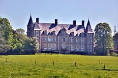 chateau d'Arrest (pontfire) Tags: chateau d arrest somme picardie 80 castel