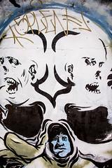Never Slept With a Dream Before She Had to Go Away (Thomas Hawk) Tags: 75thbirthdaygoldengatebridge america batteryspencer california marin marinheadlands sanfrancisco usa unitedstates unitedstatesofamerica abandoned graffiti military millvalley us fav10