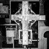 Building Cross, The Shrine of the True Cross, Dickinson, Texas (Mabry Campbell) Tags: dji dickinson galvestoncounty houston phantompro4 shrineofthetruecross texas usa zieglercooper above architecture blackandwhite building church cross down exterior image photo religion f32 mabrycampbell april 2018 april282018 20180428mabrycampbelldji0209 88mm ¹⁄₂₄₀sec 100 24mm
