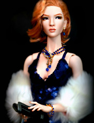 Jewellery by Alannadoll (Kim ️) Tags: kimlondon fashiondoll collection demuse doll caroline jewelry jewellery by allannadoll