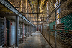 20171120_LANCASTER and WV_20171120-BFF_4945WV Penitentiary_HDR (Bonnie Forman-Franco) Tags: penitentiary abandoned abandonedphotography abandonedprison abandonedpenitentiary moundsville westvirginia westvirginiapenitentiary photography photographybywomen photoladybon bonnie westvirginiaprison nikonphotography nikon hdr jail cell abandonedjailcells prisonhallway