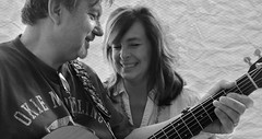 moontan (maj488/mike) Tags: smiles acoustic guitars guitar martin married
