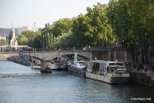 Париж Сена InterNetri  France 111