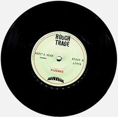 Kleenex - Heidi's Head (1978) (stillunusual) Tags: kleenex heidishead single vinyl bside roughtrade 1970s 1978