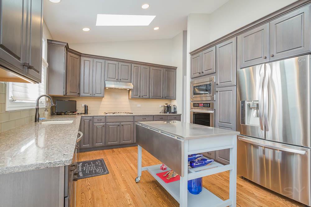 Chicago Cabinet Company Kitchen