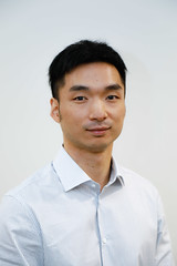 Wang Jin (QUT Science and Engineering Faculty) Tags: qut numerical computational sef mathematical maths profile dr sciences school portrait