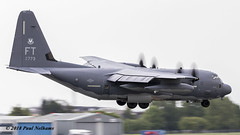 125773/FT HC-130J USAF, 71RQS (Anhedral) Tags: 125773 lockheed l382 c130 hc130j hercules usaf usairforce 71rqs ft landing turboprop military transport shannonairport einn snn 347rg rescue moodyafb