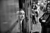 Ponte Vecchio (ROSS HONG KONG) Tags: bridge pontevecchio retail shops shopkeeper image reflection black white blackandwhite bw leica m8 noctilux 095 street streetphoto florence italy