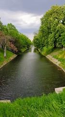 Stadtgraben in Breslau (John Steam) Tags: fosa miejska stadtgraben breslau polen poland