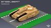 Engelbert Battletank (CK-MCMLXXXI) Tags: lego mech moc tank battle panzer future