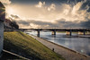 Sunset on the banks of the Volga (Unicorn.mod) Tags: 2018 tver colors landsape river volga evening clouds city cityscape sky sunset shadows autofocus beaty canon canoneos6d canonef24105mmf4lisusm
