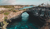 natural arch (Artur Wala) Tags: arch bogen a6000 sony ocean bali nusapenida island travel asia explore natural nature indonesia naturalarch travelphotography amateurphotography alpha6000 water
