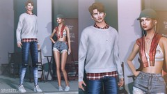 SomeStyles - #126 (Ariel Hewer (STUN Poses And Mostun Owner)) Tags: taketomi hollymill ascend tmj mencave valekoer foxy collabor88 gaia blush nuno gachagarden stunposes roc