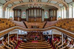 Setting up in Morriston Tabernacle (eye see sound) Tags: abertawe church eglwys organ swansea tabernacl tabernacle crefydd crefyddol cymru religious wales