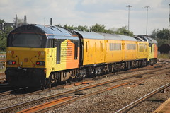 67 023 (laurasia280) Tags: class67 colas swindon dieselloco 67023