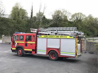 Volvo Fire Appliance - Mallow, County Cork.