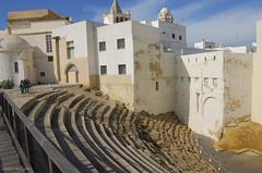 Teatro Romano (antoniobraza) Tags: arqueologia cadiz cadizfotoscom cascohistorico intramuros jfgcadizcom restosarqueologicos restosromanos roma teatroromano