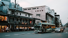 (EvaLowa) Tags: japan street bus xpro2 fujifilm snap mood emotion travel transport