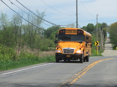 East End Bus Lines Inc. #0862P (ThoseGuys119) Tags: eastendbuslines orangecountytransitllc schoolbus maybrookny 2018 propane gasoline birdbus