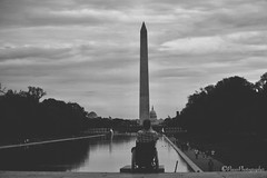 """""""The whole point of taking pictures is so that you don't have to explain things with words."""" ~ Elliot Erwitt (_piscesphotographer) Tags: candid blackandwhite canon canont3i washingtondc"""
