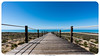 Boardwalk Beach (C.A.Photogenics) Tags: contrast colour clarity coast water warm exposure earth emount relax sun summer sunshine light vibarance life sony photo photographer portugal peaceful artistic a7rii art angle amateur amazing a7r sky sea day holiday lens beautiful natural nature motion movement