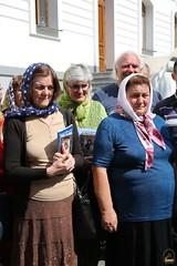 15. Паломники из Сербии в Лавре 15.05.2018 г