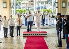PACOM Commander Hosts Senior Philippine Delegation at Headquarters (#PACOM) Tags: uspacom admharryharris salvadorcmedialdea philippines camphmsmith hawaii unitedstates us
