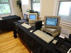 DSC01004 (Silent700) Tags: vintagecomputing classiccomputers computerfestival evansarea infoage
