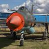 Mikoyan-Gurevich MiG-21PFM (MiG-21SPS) - 1 (NickJ 1972) Tags: midland air museum 2016 aviation mikoyan gurevich mig21 fishbed 959